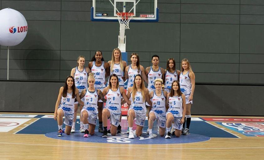 FaleLokiKoki Rosmedia Basket-25 Bydgoszcz