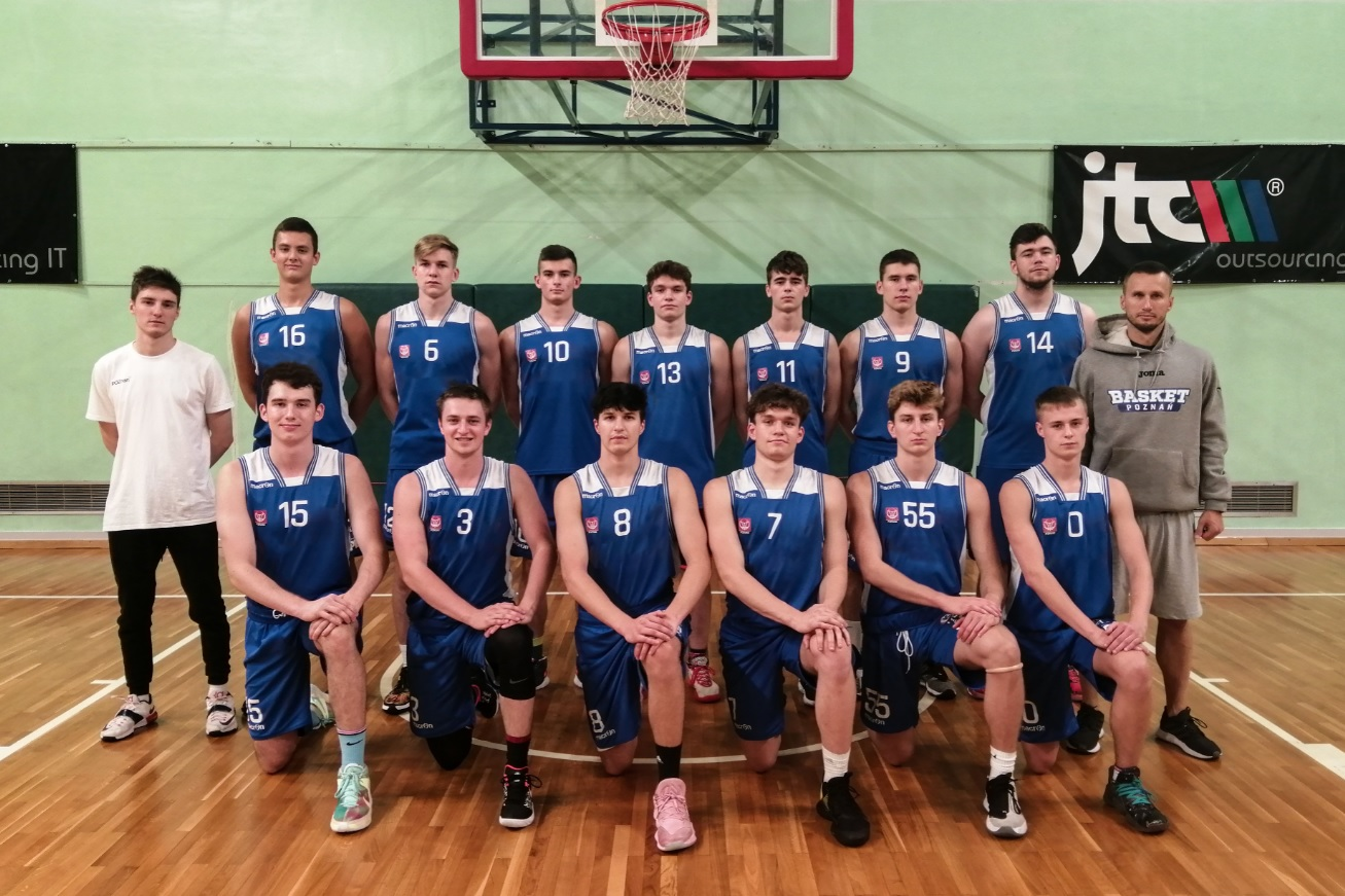 Enea Basket Junior Poznań